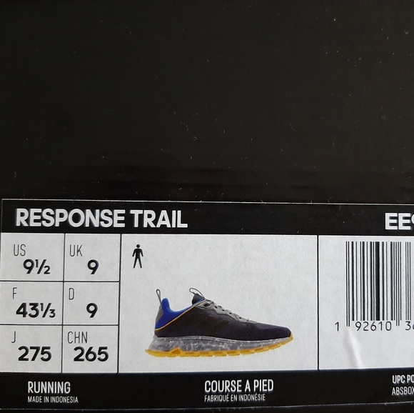 adidas Other - ADiDAS... Response Trail